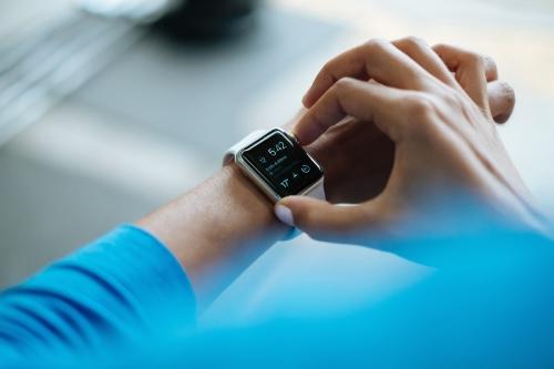 Fitness Tracker For Exercise